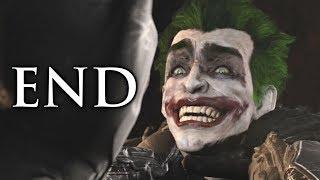 Batman Arkham Origins Ending / Final Boss - Gameplay Walkthrough Part 21