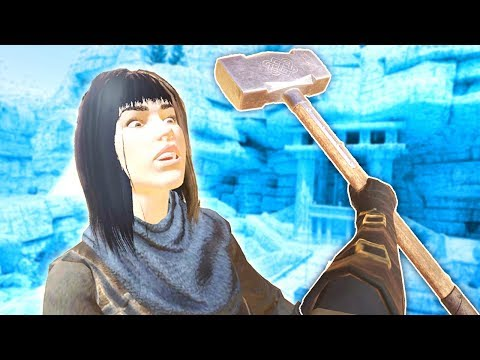 *NEW* AMAZING UPDATE! New Weapons & Climbing Mechanics in Blades and Sorcery VR