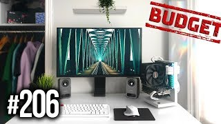 Room Tour Project 206 - Budget Setup Edition!