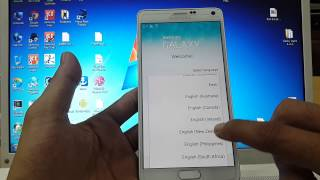 Galaxy Note 4: SM-N916K/L/S (Korean) full converted into SM