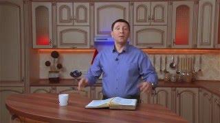 """""""Утро с Библией"""" №281 от 25.01.16. """"Помазание - сигнал к началу служения"""""""
