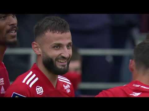 Quoi de mieux pour Franck Honorat que de marquer son premier but en Ligue 1 Uber Eats dans le derby ??