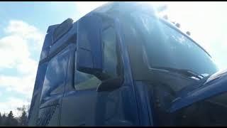 Тест-драйв грузовых автомобилей Mercedes-Benz