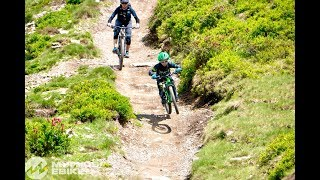 Hacklberg Trail, Trailcheck mit 6 jährigem Kind