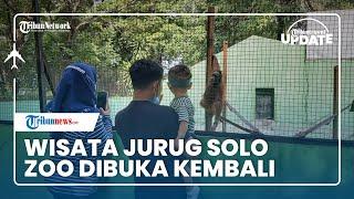 Hari Pertama Jurug Solo Zoo Dibuka Kembali, Langsung Diserbu 1.000 Pengunjung