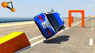 Download Video BeamNG.drive - Impossible Car Stunts #5 MP3 3GP MP4