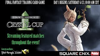 FFTCG NA Crystal Cup Kansas City - Day 1