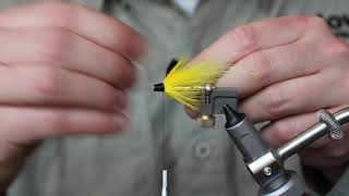 Dee Monkey Tube Fly - Farlows February Fly of the Month 2019