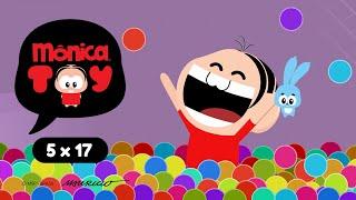 Monica Toy   A Colorful Dive (S05E17)
