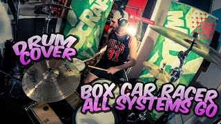 "Drum Cover ""Box Car Racer - All Systems Go"" by Otto from MadCraft"