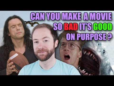 Can You Make a Movie So Bad It's Good On Purpose? | Idea Channel | PBS Digital Studios