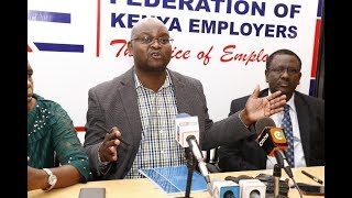 KNUN Sec Gen Panyako tells court countrywide nurses strike has been called off