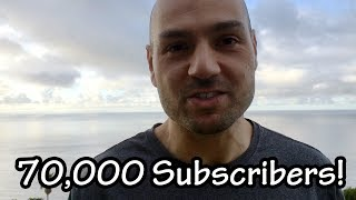 70,000 SUBSCRIBERS! + Starting a new educational series on Bitcoin & Cryptocurrencies!