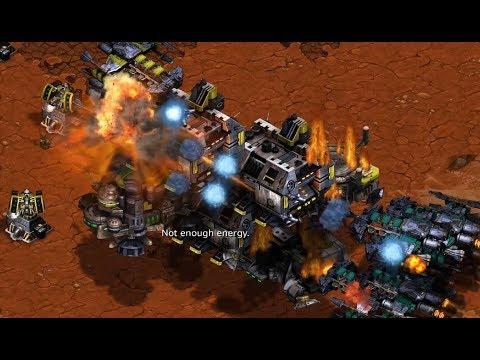 Artosis (T) v LTHZB (T) on La Mancha - StarCraft - Brood War 2020