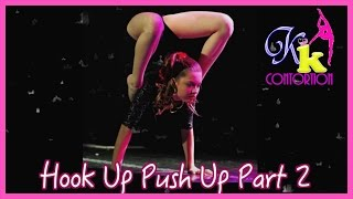 Flexibility Hook Up Push Up Part 2