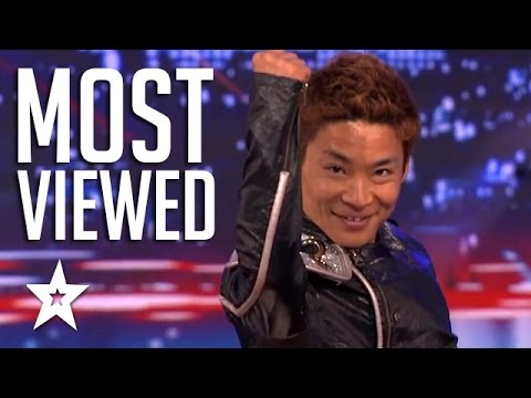 MOST VIEWED America's Got Talent Auditions EVER!   Got Talent Global (видео)