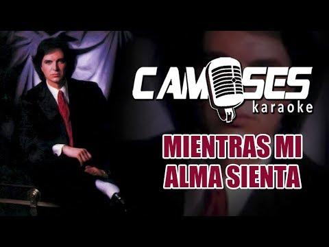 Miestras mi alma sienta Camilo Sesto