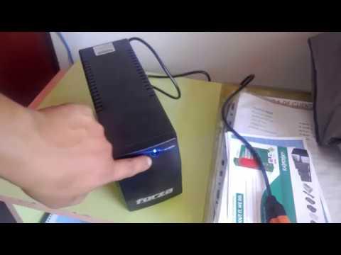 UPS, protección eléctrica - cómo usar el UPS