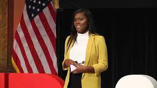 I Believe You: Three Words That Can Change A Survivor's Life   Jazmin Pruitt   TEDxGeorgetown