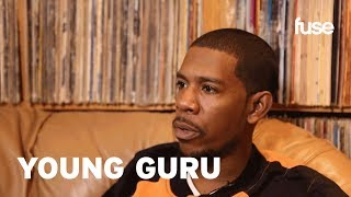 Young Guru's Vinyl Collection - Crate Diggers