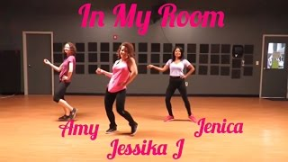 In My Room @ Yellow Claw / Dance Fitness / Jessika J