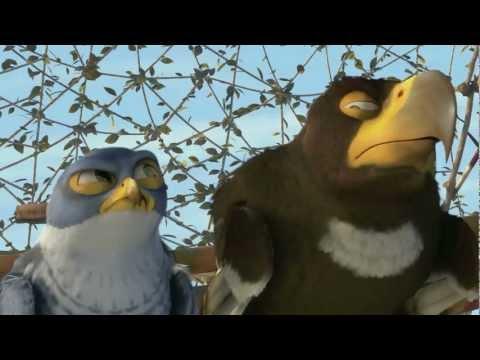 Video trailer för Adventures in Zambezia Trailer