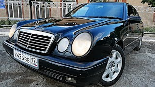 КУПИЛ старого НЕМЦА за 145к! Mercedes-Benz E320 (W210)