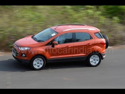Ford EcoSport | Comprehensive Review | Autocar India