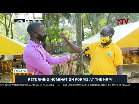 ON THE GROUND: Returning of NRM nomination forms begins