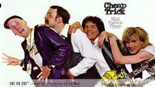 "CHEAP TRICK ""BORDERLINE"" RARE GUITAR MIX"