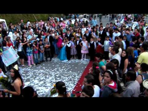 Elección y coronación Reinas Gemellistas 2012 - 2013