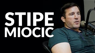 Stipe Miocic needs a strategy for the next phase of his career, and it's on him to create one...
