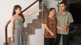 Con Dâu Khinh Thường, Đuổi Mẹ Chồng Quê Mùa Ra Khỏi Nhà Và Cái Kết   Nàng Dâu TV