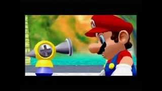 Super Mario Sunshine: Fludd and the Plane