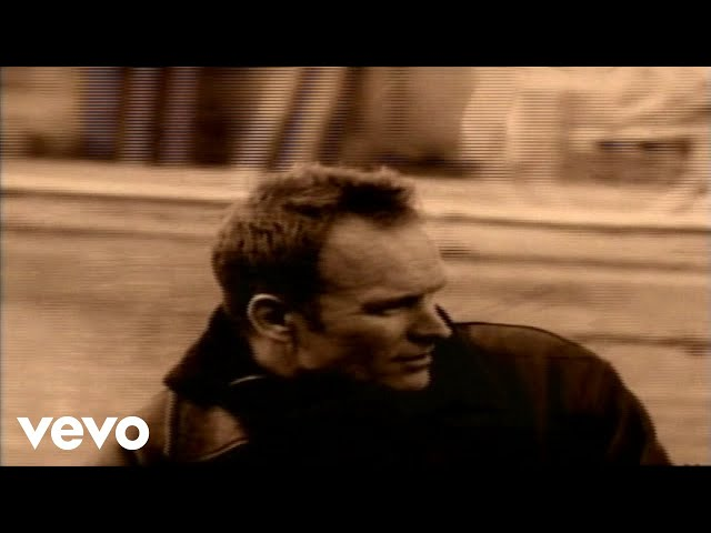 You Still Touch Me - Sting