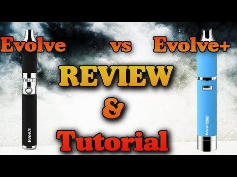 Youcan Evolve Plus Wax Vaporizer Review and Tutorial