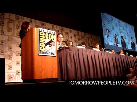 The Tomorrow People - Comic-Con 2013 Panel Videos