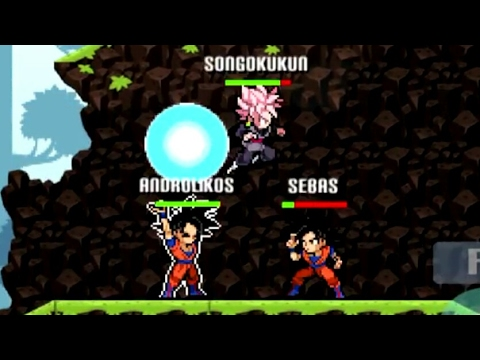 Vídeo do Battle of Saiyan War - Online