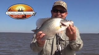 SCSTV S02E08 Slab Crappie Fishing with Capt  Carl
