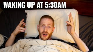 Perfect Morning Routine - 30 Day Challenge || Maxs Monthly Challenge