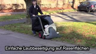 Cramer Laubsauger Abfallsauger LS 5000 H Silent Wings