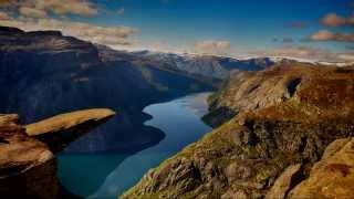Trolltunga – Norsko 2014