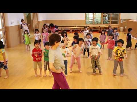 平成28年度 みなみ保育園 体操教室(5月) ダンス