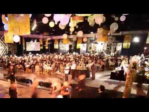 Loma Linda University Children's Hospital Gala Time Lapse 2015