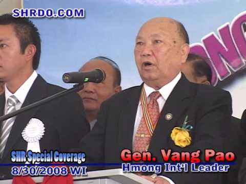 Suab Hmong Radio Special Coverage GVP Speech Part 2 of 2