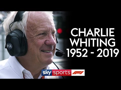 Video | Martin Brundle en Ross Brawn herdenken de overleden Charlie Whiting