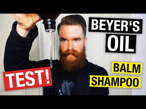 Beyer's Oil | Bart Balsam und Shampoo im Test!