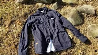 California Cowboy High Sierra Flannel Shirt Review