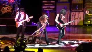Aerosmith - Legendary Child (8/6/2012) Hollywood Bowl