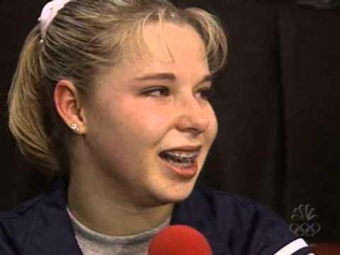 Jennie Thompson - Interview - 1999 Visa American Cup